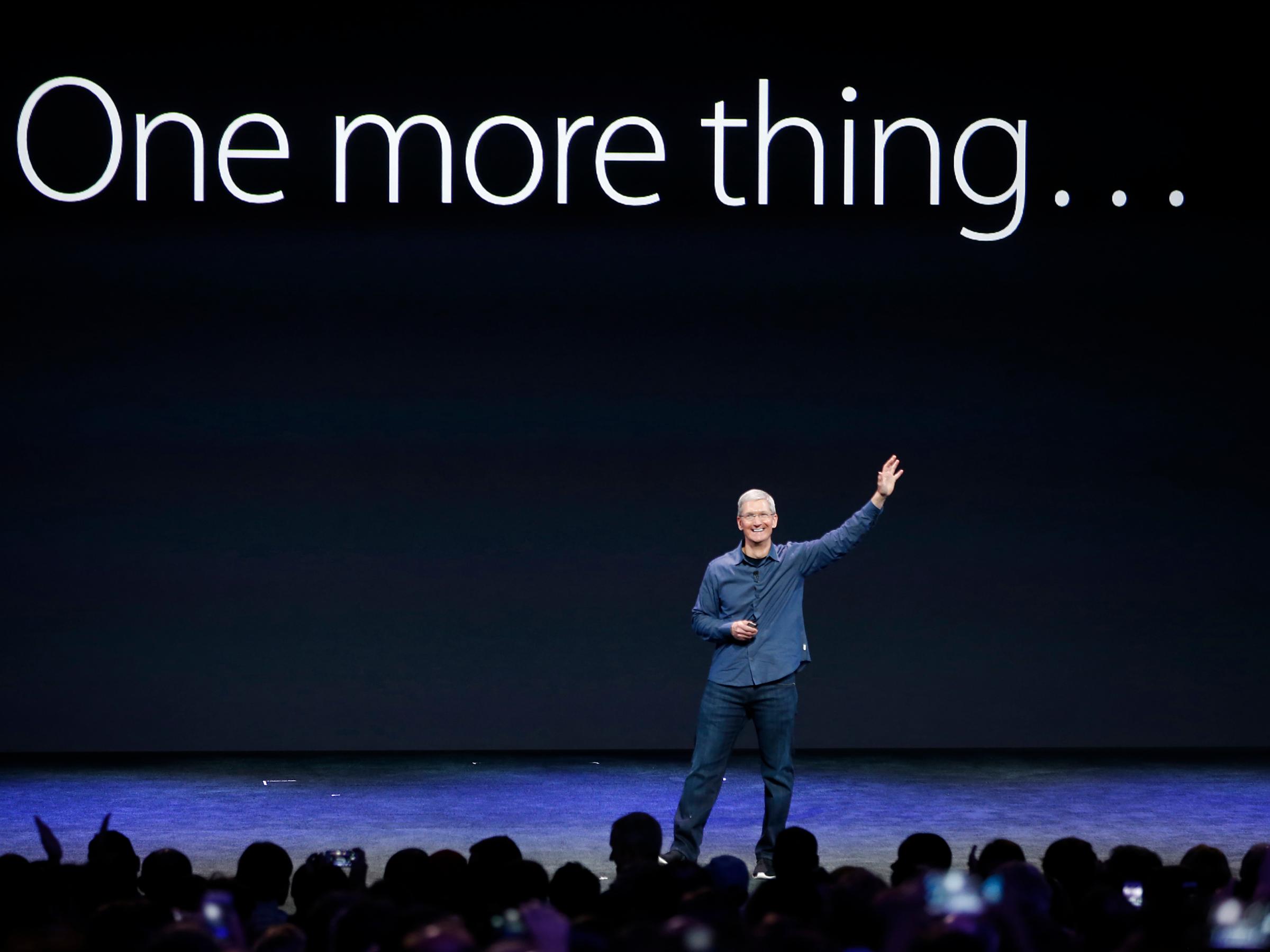 Картинка из статьи Тим Кук признался, что Apple работает над новой вычислительной платформой