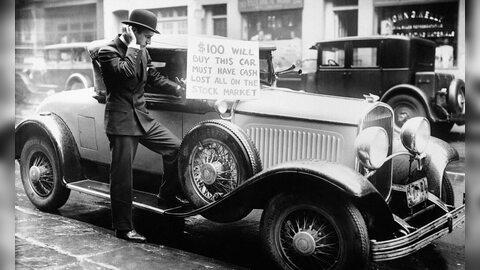 Обвал рынка в 1929 году: полное описание