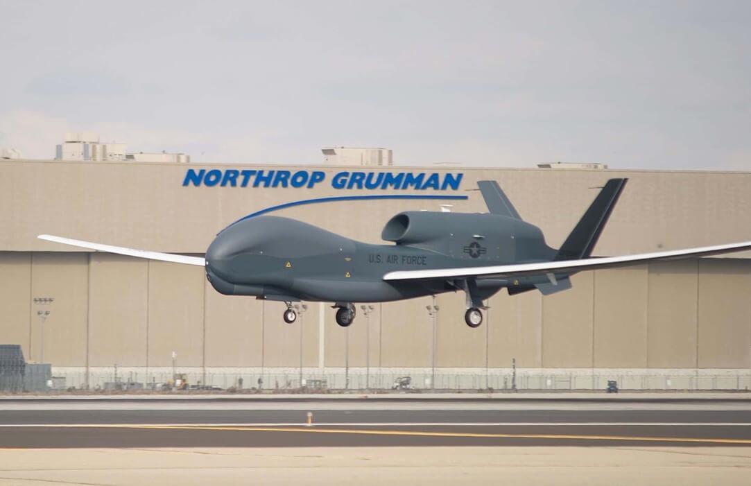 Northrop Grumman - американская военно-промышленная компания