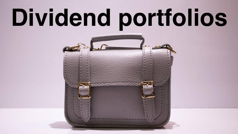 Dividend portfolios