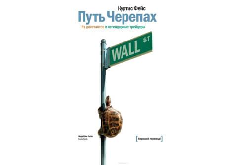 Книга Путь Черепах | Куртис Фейс